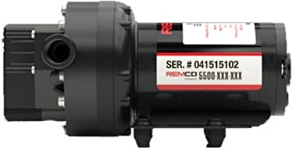 Remco 5.3 GPM Demand Pump5537-1E1-82B