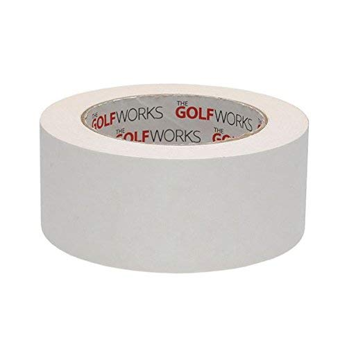 GolfWorks Double Sided Grip Tape Golf Club Gripping Adhesive - 48mm x 18yd Roll