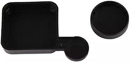 Goliton Black Protective Camera Lens Cap Cover + Housing Case Cover for Gopro HD Hero 3+ 4