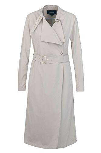 Armani Jeans Mantel, Farbe:beige, Größe:40