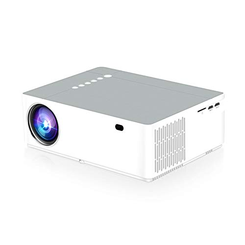 LED Video Projector, 1080P Full HD /6800 Lumens/FHD Auto Keystone Video Projectors,3D Movie Home Theater