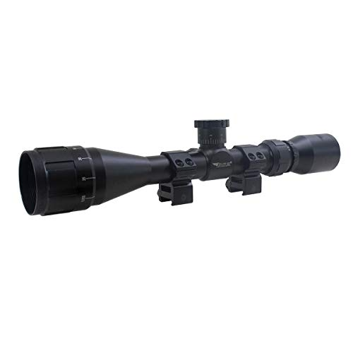 Gamo BSA Optics Sweet 17 AO 3-12 x 40mm Rifle Scope .17 HMR