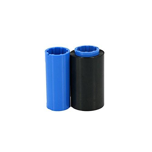 Schwarzes Farbband für Zebra P300 P310 P320 Kartendrucker 800015-101 00015-101 K-01