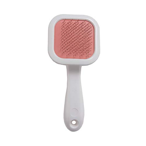 GONGYBZ 360° Rotation Pet Dog Bath Brush Comb Shampoo Massage Brush Shower Hair Removal Comb For Dogs Cats Cleaning Grooming Tool