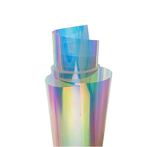 Hohofilm Chill Fensterfolie, bunte Glasfolie, selbstklebend, dekorative Tönung 54