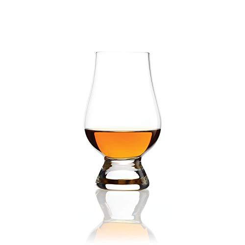 Crystal Whisky bril, set van 4