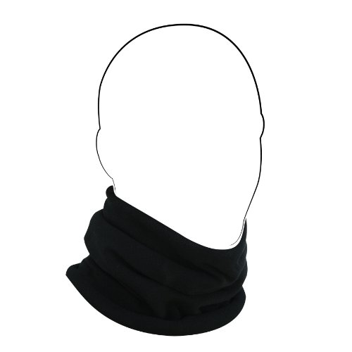 Zanheadgear 4002200-ssi Cache-cou Micropolaire Noir – Multi, N/A