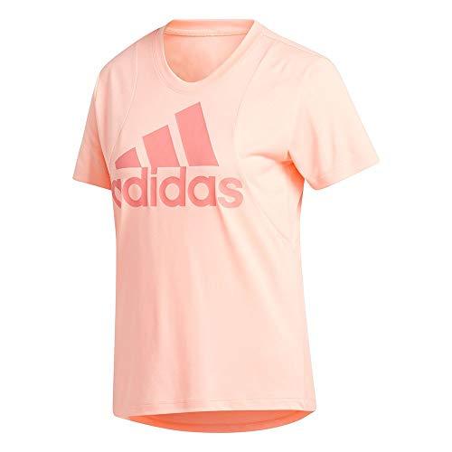 adidas BOS Logo tee Camiseta, Mujer, nadecl, XS