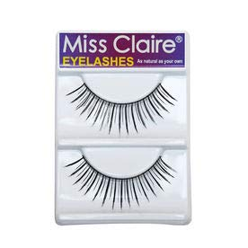 Miss Claire Eyelashes 501 Directly managed store New color 1 Count Black