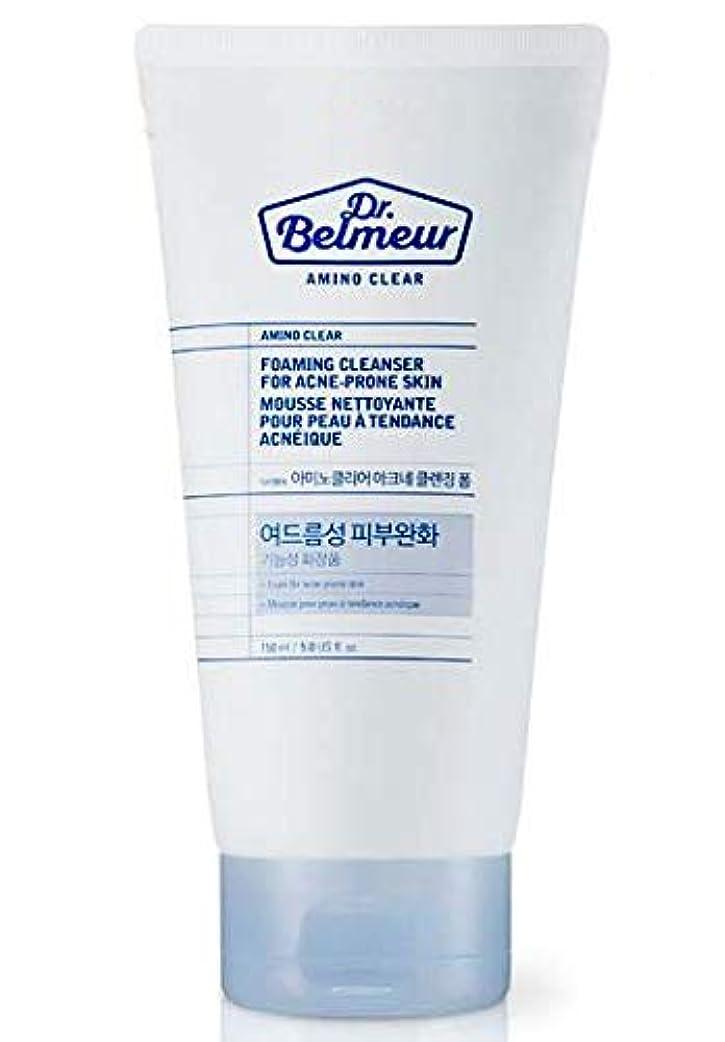 [ザ?フェイスショップ] THE FACE SHOP [ドクターベルモ アミノ クリア クレンジングフォーム? 150ml] Dr.Belmeur Amino Clear Foaming Cleanser 150g) [海外直送品]