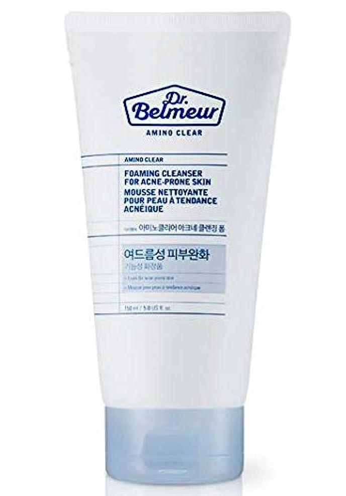 予測するトレーダー不完全[ザ?フェイスショップ] THE FACE SHOP [ドクターベルモ アミノ クリア クレンジングフォーム? 150ml] Dr.Belmeur Amino Clear Foaming Cleanser 150g) [海外直送品]