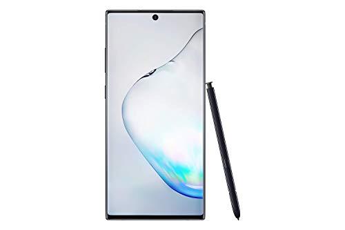 SAMSUNG Galaxy Note 10+ Dual SIM 256GB 12GB RAM 4G LTE (UAE Version) - Aura Black - 1 year local brand warranty