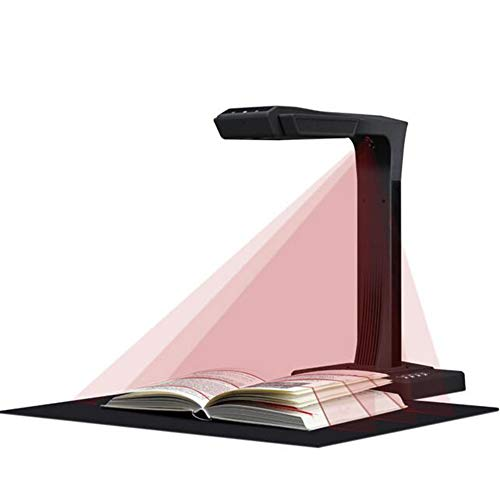 Great Features Of Document Scanners Professional Book with OCR & WiFi Function for Mac Windows Conve...