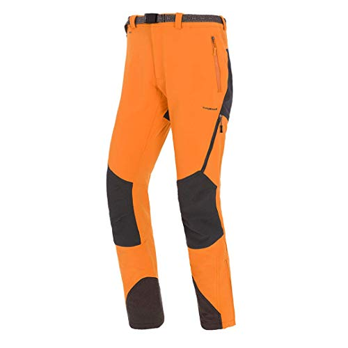 Trangoworld Prote Extreme Dv Pant. Long, Homme XL Ochre/Anthracite