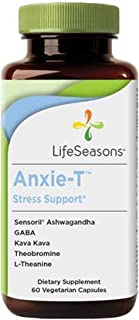Anix-T Anti Anxiety Support Supplement 60 Vegetarian Capsule