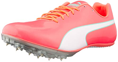 PUMA Unisex-Erwachsene Evospeed Sprint 10 Sneaker, Pink (Ignite Pink Silver), 37 EU
