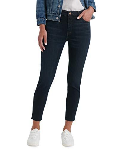 Lucky Brand Women's High Rise Bridgette Skinny Jean, Elwood, 29W X 27L