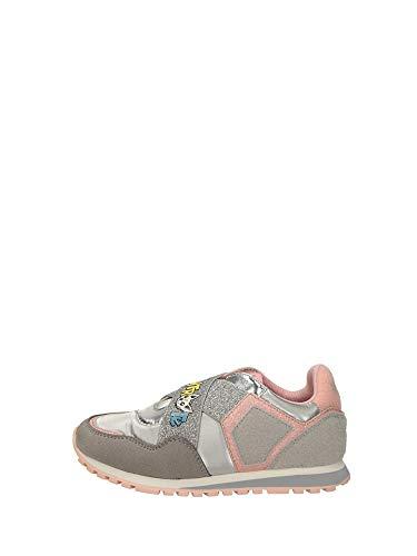 Liu Jo Wonder 2 4A0783TX Sneaker Liu Jo Me Contro Te, Primavera Estate 2020 Bambina Lui & SOFI Sintetico Grigio 34