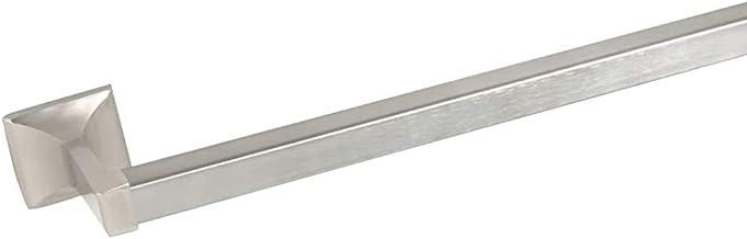 Design House 539148 Millbridge Bath Accessories, Towel Bar 24-Inch, Satin Nickel