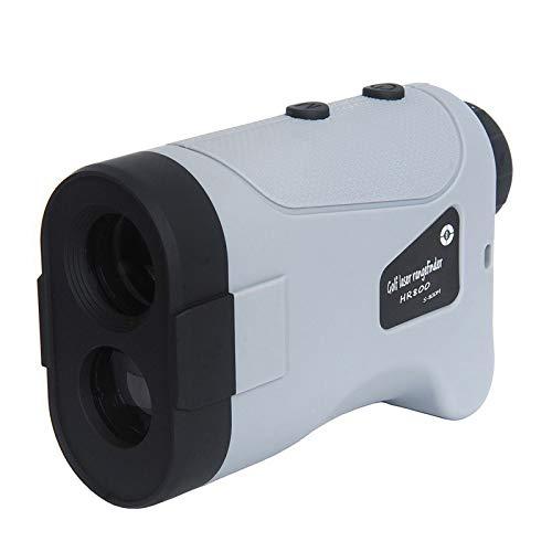 LncBoc Telemetro Golf 880Yards/800M, Telemetro Laser Caccia con Compensazione della Pendenza, Precisione ±1yard, 6X Ingrandimento, Misura Preciso Distanza, velocità, Bloccaggio di Pennone