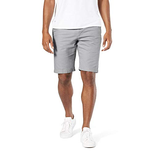 Dockers - Pantalón corto de frente plano, Hombres , Sea Cliff, 38