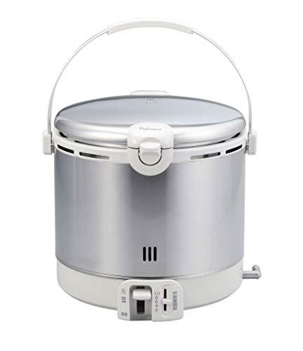 パロマ ガス炊飯器 PR-18EF (2~10合炊き)【都市ガス12A/13A用】