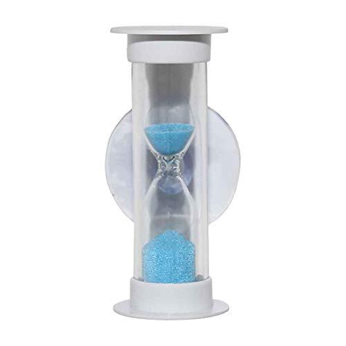 5 minutos de reloj de arena el agua de ducha temporizador de ahorro de dientes cepillado temporizador