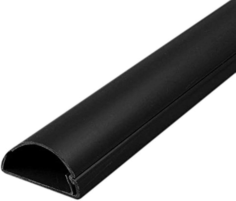30 x 15 Dekorative TV Kabelkanal, Kabelkanal, Kabelkanal, Draht Hide Stamm, Kabelkanälen (schwarz) B07FDCPPSR | Die Farbe ist sehr auffällig  99db11
