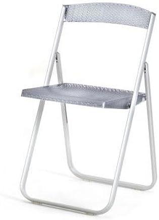 Amazon.it: sedie trasparenti - Sedie pieghevoli / Poltrone e ...