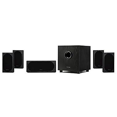 Pioneer SP-PK22BS Andrew Jones 5.1 Home Theater Speaker Package