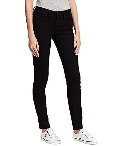 Calvin Klein Women's Ultimate Skinny Jeans, Black (10 x 30), Black, Size 10.0