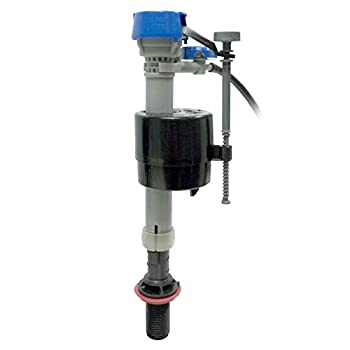 Fluidmaster 400H-002 Performax Universal Toilet Fill Valve High Performance Tank and Bowl Water Control Multicolor