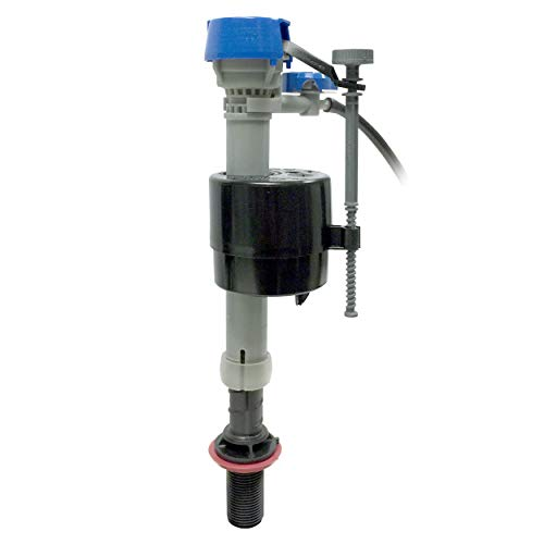 Fluidmaster 400H-002 Performax Universal Toilet Fill Valve High Performance Tank and Bowl Water Control, Multicolor
