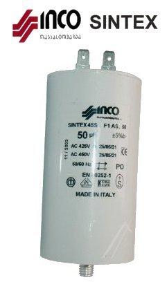 Amifrigo Inco Sintex Betriebskondensator, 8μF
