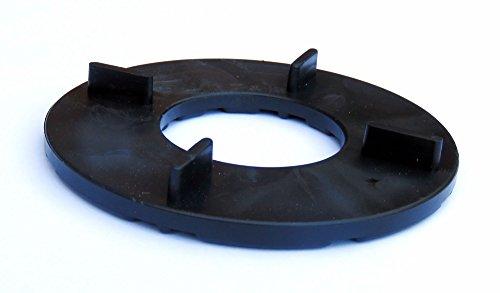 Machineondersteuning met afstandhouder ribben & aanpassing afstandshuls? Pak van 96 stuks.