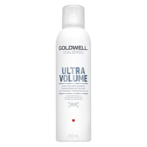 Goldwell Dualsenses Ultra Volume Bodifying Dry Shampoo, 1er Pack (1 x 250 ml)