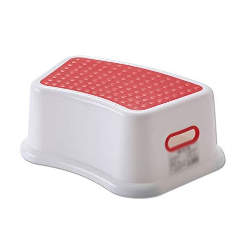 WC de bain Tabourets Le tabouret de toilette original aligne le côlon pour un soulagement plus rapide et plus facile Une posture appropriée pour des soins plus sains (Couleur : D)
