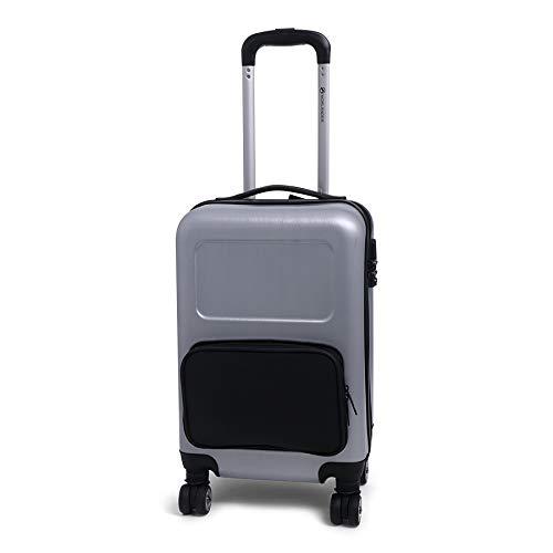 CABIN Size Tasmani trolley koffer, 53 cm, 29 L, zilver