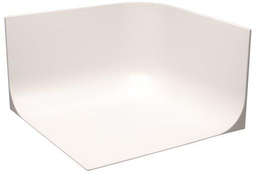 "MyStudio MS20CYC Professional Table Top Photo Studio Seamless Photo Cyc Background for Product Photography, 20""x 20""x 12"""