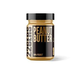 226ERS Peanut Butter | Crema de Cacahuete Alta en Proteínas, Mantequilla de Maní Sin Gluten y Sin Azúcar - 350 gr