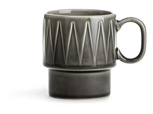 Sagaform 5017875 Kaffeebecher, Stein