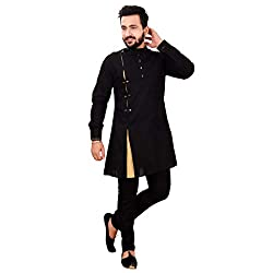 party wear stylish kurta with churidar payjma set