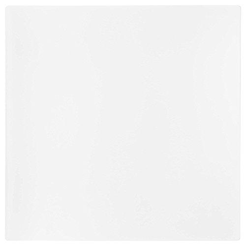 IKEA ASIA LURVIG - Mantel Individual para Cuenco de Comida, Color Blanco