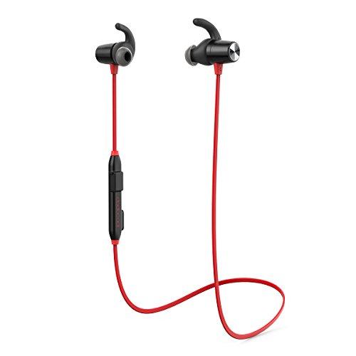 dodocool Auriculares Bluetooth 4.1 Magnéticos Deportivos Estereos In-Ear para Correr...