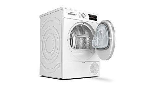 Bosch WTR85T00 Serie 6 Wärmepumpen-Trockner / A++ / 235 kWh/Jahr / 8 kg / Weiß mit Glastür / AutoDry / EasyClean Filter / SensitiveDrying System