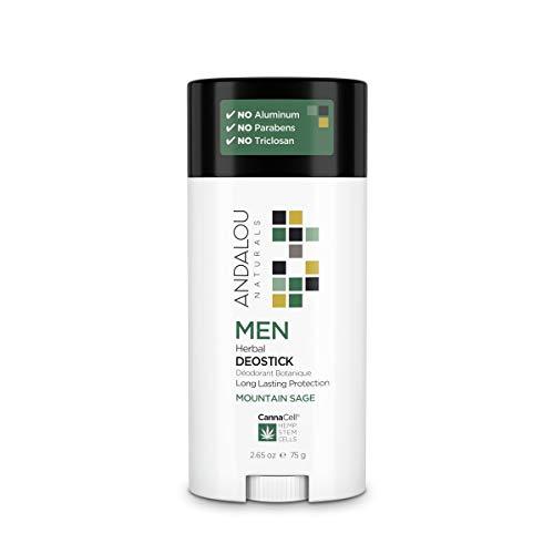 Andalou Naturals Herbal Deodorant for Men