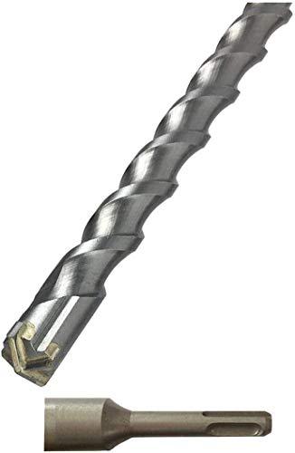 SDS PLUS Hammerbohrer Betonbohrer Steinbohrer Kreuzschneide vierschneidig 28 mm 600 mm