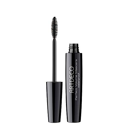 Artdeco Perfect Volume Mascara Wasserfest 71 Schwarz, 1er Pack (1 x 10 g)