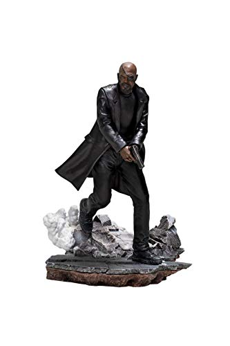 Nick Fury Spider-Man Far from Home 1/10 Scale image
