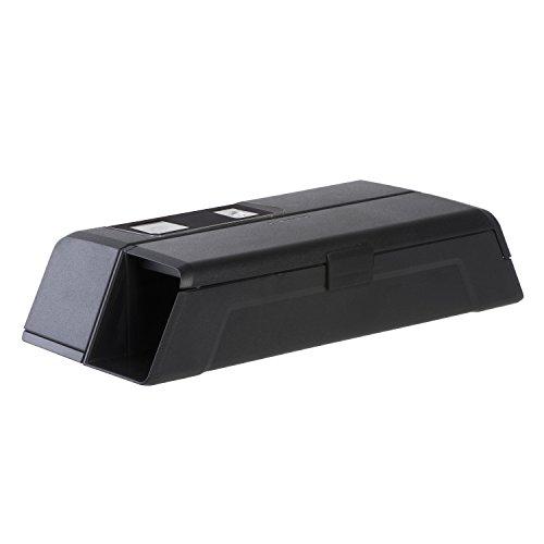 Victor M1 Smart-Kill Electronic Mouse Trap,Black
